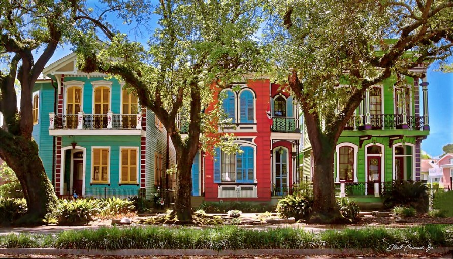 2212-2216-2222 Esplanade Ave. New Orleans