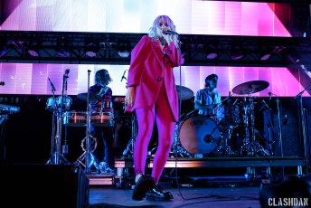 Paramore @ Red Hat Amphiheater in Raleigh NC on June 15th 2018