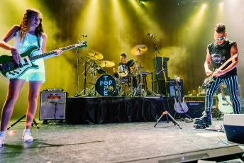 Poptone at The Fillmore in Silver Spring, MD on July 1st, 2018