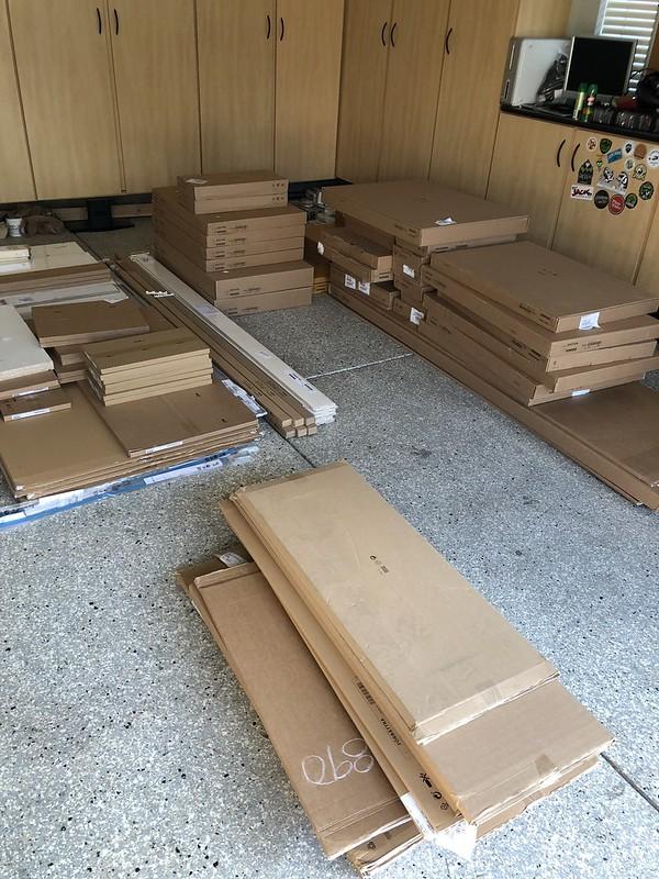 Our IKEA kitchen!