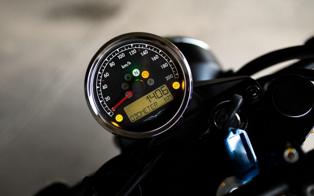 Moto Guzzi V74