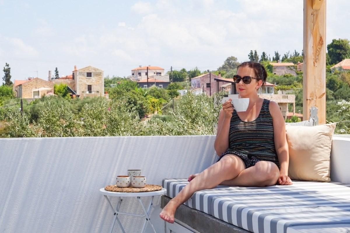 Mitä teen työkseni Kreikassa?