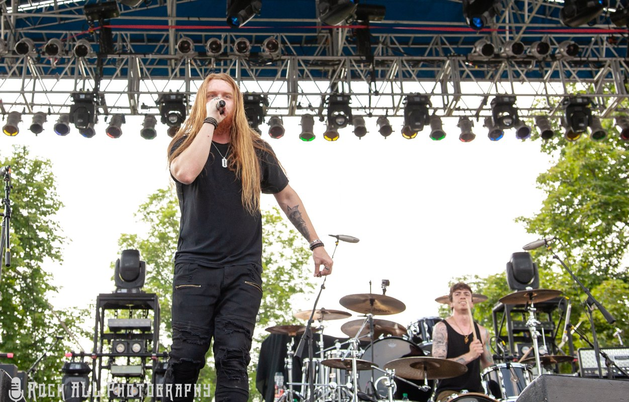 Through Fire - Inkcarceration Festival Day 2 - Mansfield, OH - 7/14/18