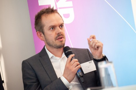 SES Ultra HD Conference 2018 - Mike Somerset, TV Marketing Manager, Sony UK