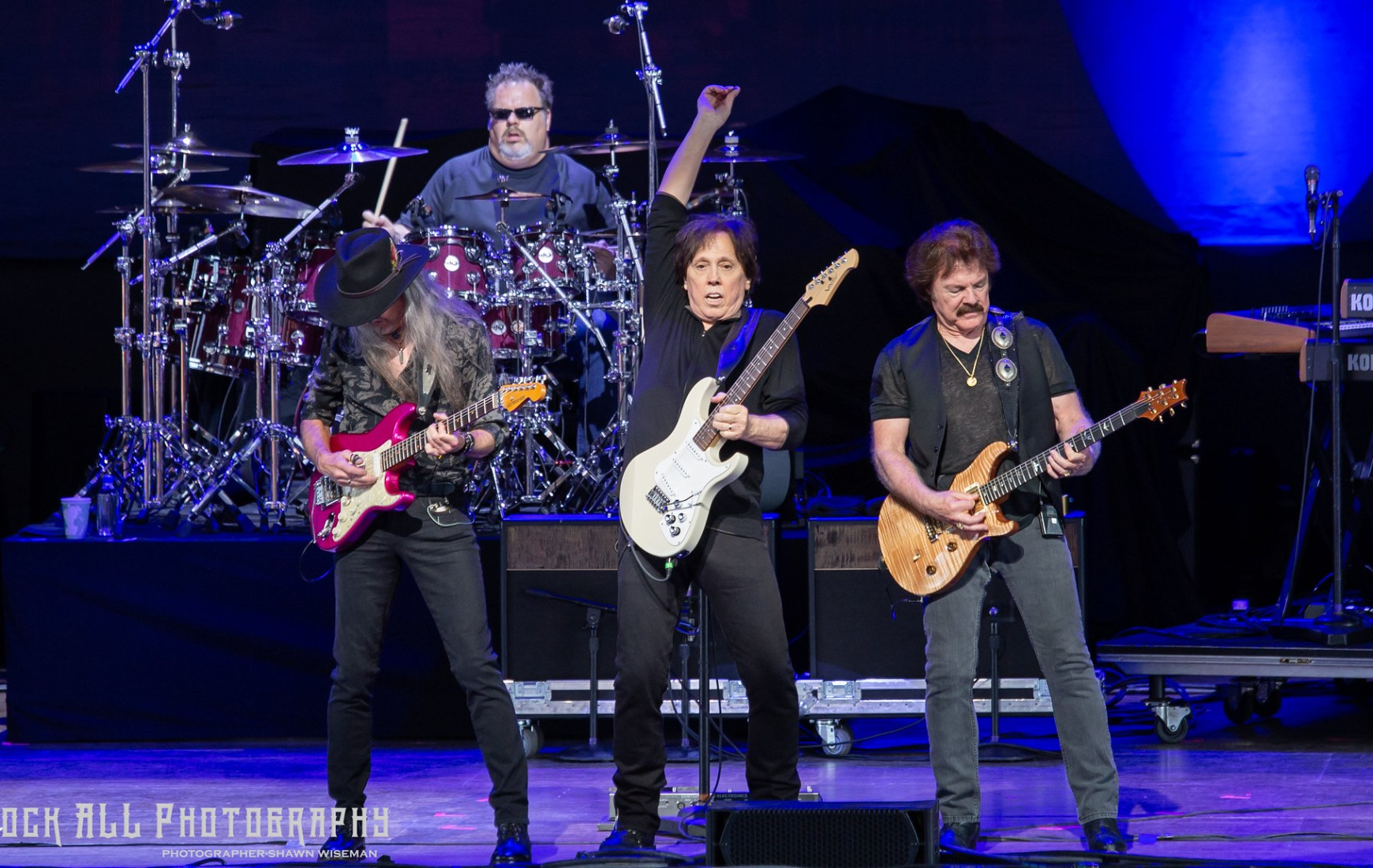 Doobie Brothers - Riverbend Music Center Cincinnati, OH - 6/27/18