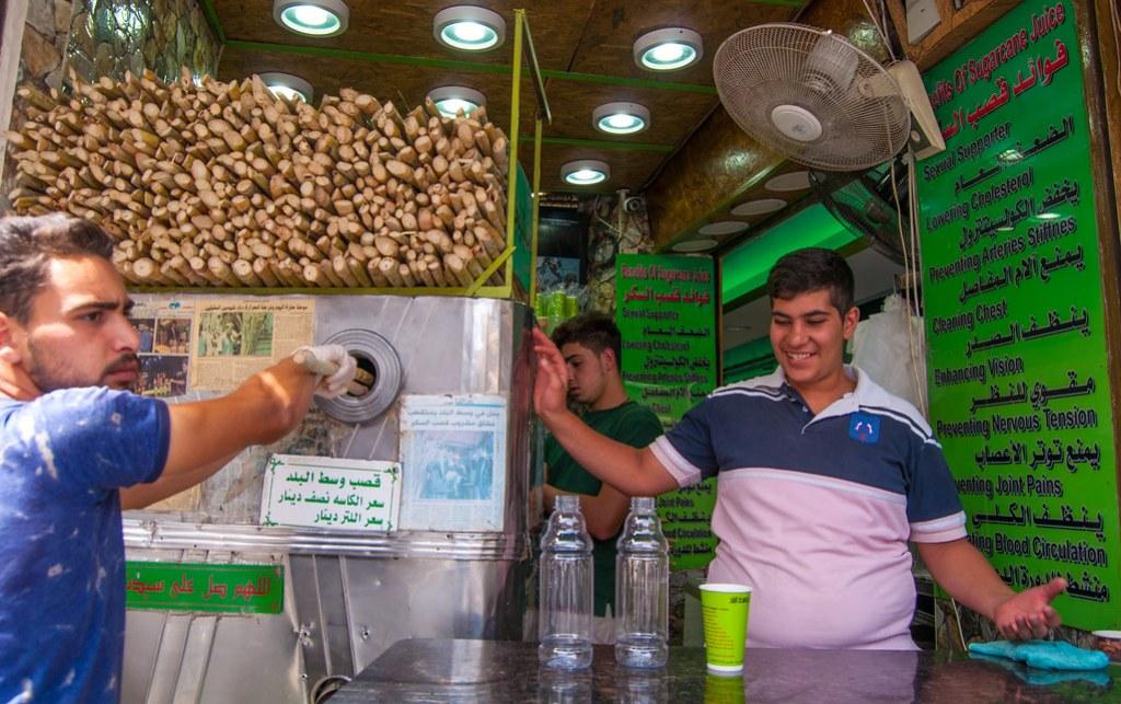 Amman sugar cane juice