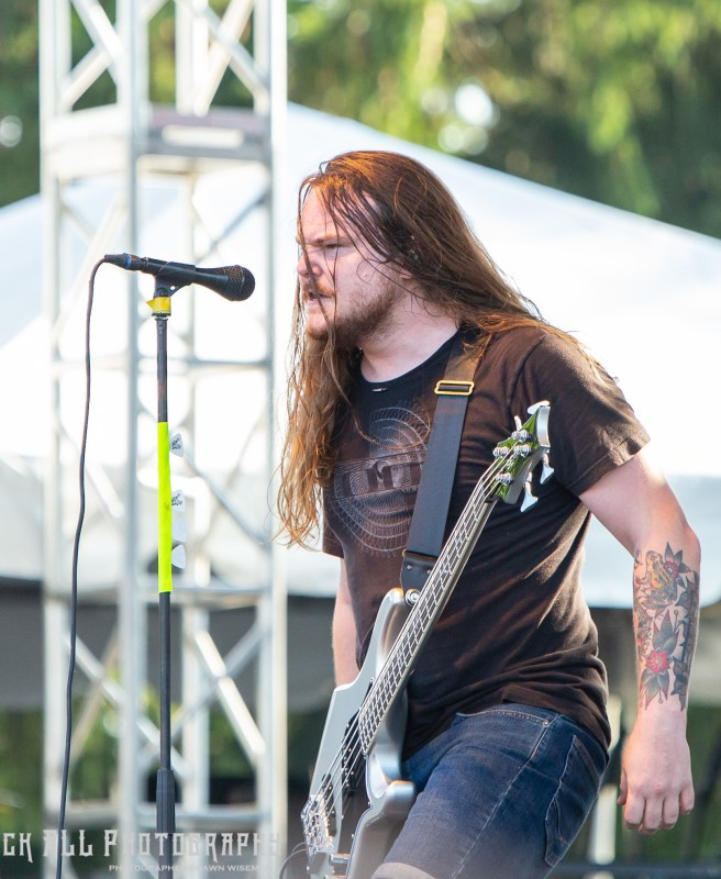 Of Mice & Men - Inkcarceration Festival Day 1 - Mansfield, OH - 7/13/18