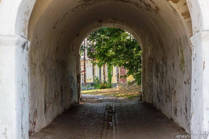 Фридрихсгамские ворота, Анненские укрепления, Выборг