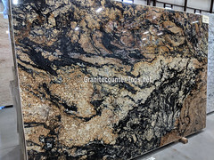 Magma Gold Granite Slab NY