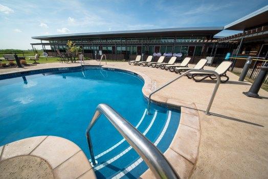 Allison Pools - Semi Public Swimming Pool