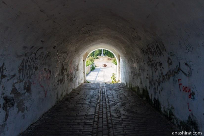 Внешние Фридрихсгамские (Равелинные) ворота, Выборг, Анненские укрепления