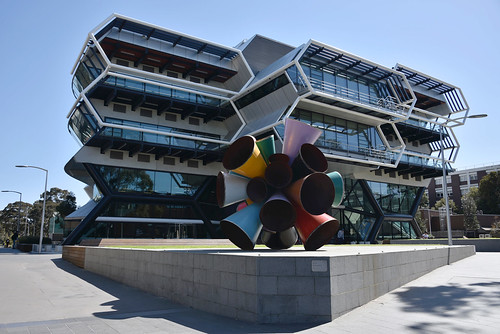 Green Chemical Futures Building_Monash University, Clayton.