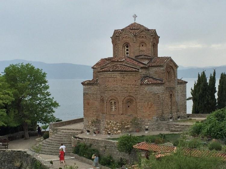 St. Jovan Kaneo, Ohrid, Macedonia