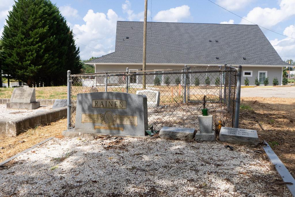 Raines Family Cemetery-5