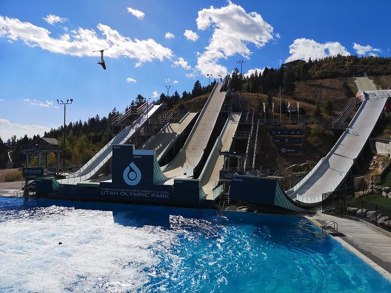 Ski practice