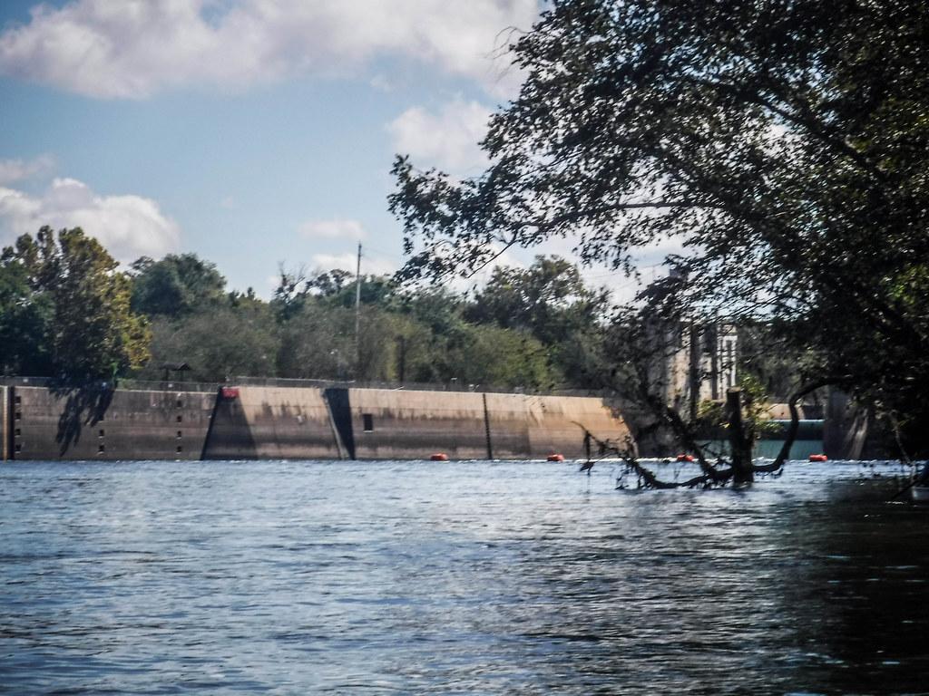 Savanah River with LCU-10
