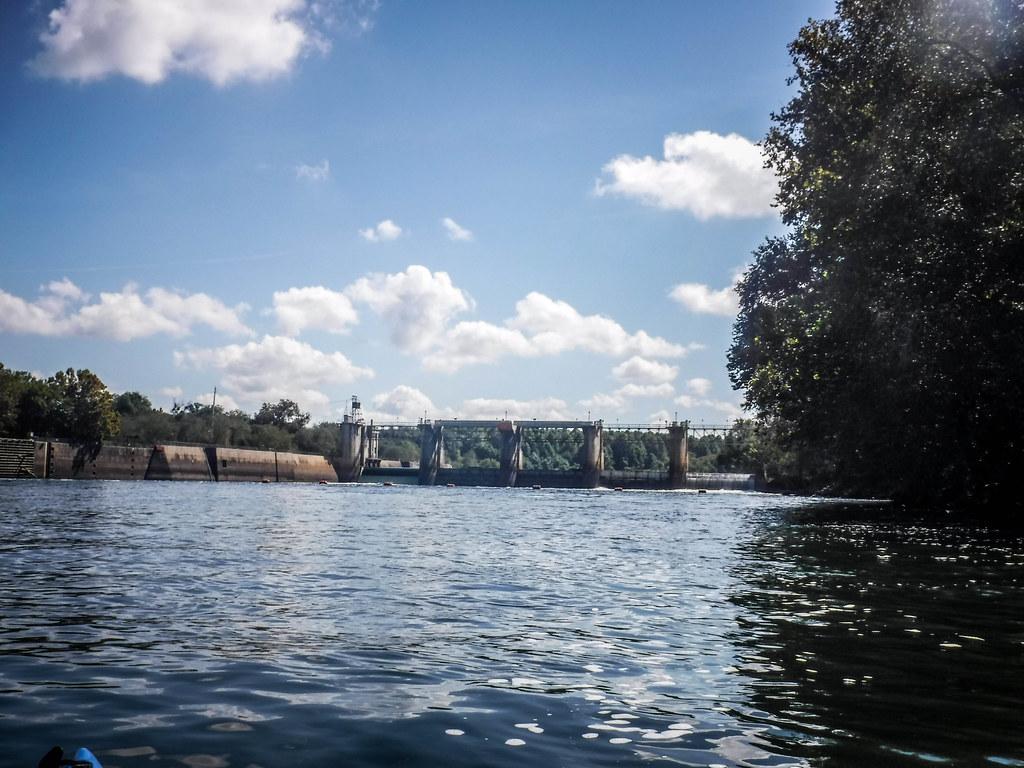 Savanah River with LCU-12
