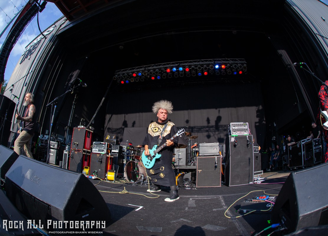 The Melvins - Express Live 8/4/18