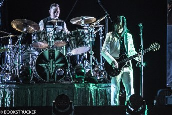 Smashing Pumpkins @ Scotiabank Saddledome - September 8th 2018 Photos Copyright © BOOKSTRUCKER PHOTOGRAPHY