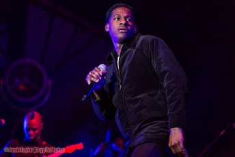 Leon Bridges + Khruangbin @ PNE Amphitheatre - September 16th 2018