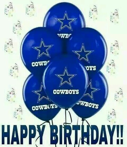 Quotes About Birthday Dallas Cowboys Birthday Quotes Abo Flickr