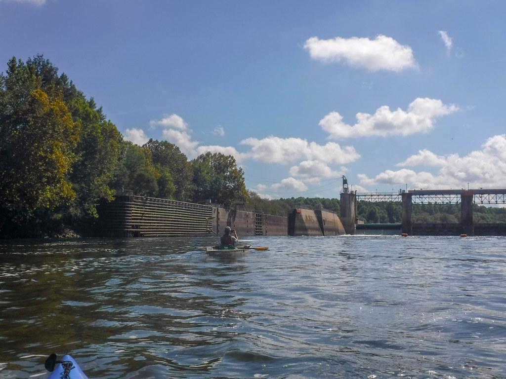 Savanah River with LCU-14