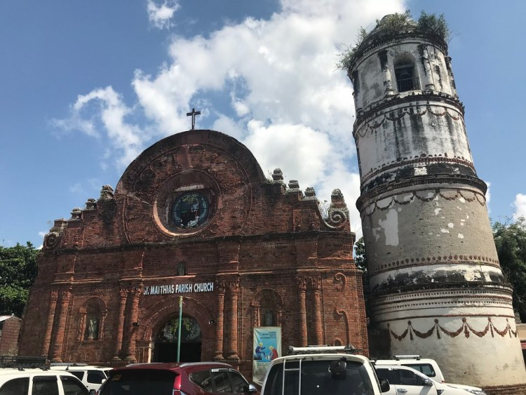 Church of San Mattias, Tumauini (Isabela)