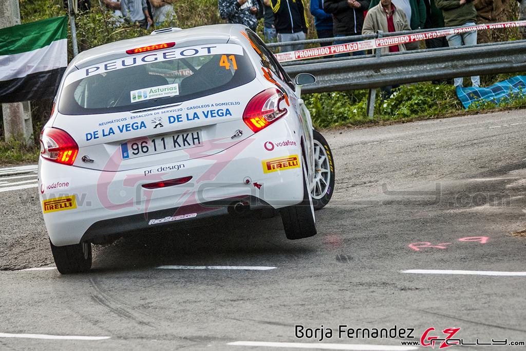 Rally Princesa de Asturias 2018 - Borja Fernandez