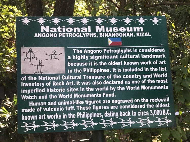 Petroglyphs and Petrographs of the Philippines
