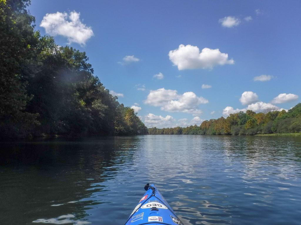Savanah River with LCU-65