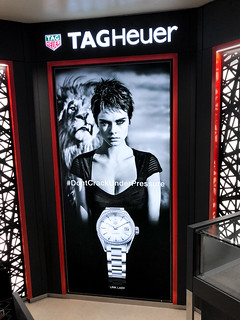 TAG Heuer Lightboxes
