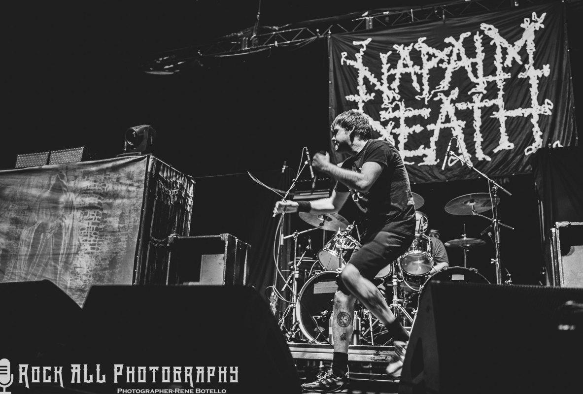 Napalm Death Aug 15 2018-4