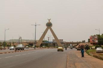 Uiteindelijk kwam ik dan aan in Bamako, de hoofdstad.