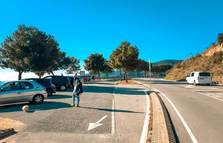 · Cómo llegar al Columpio de Collserola · Columpio con Vistas a Barcelona ·