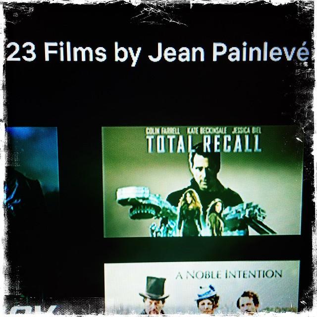 Films by Jean Painlevé
