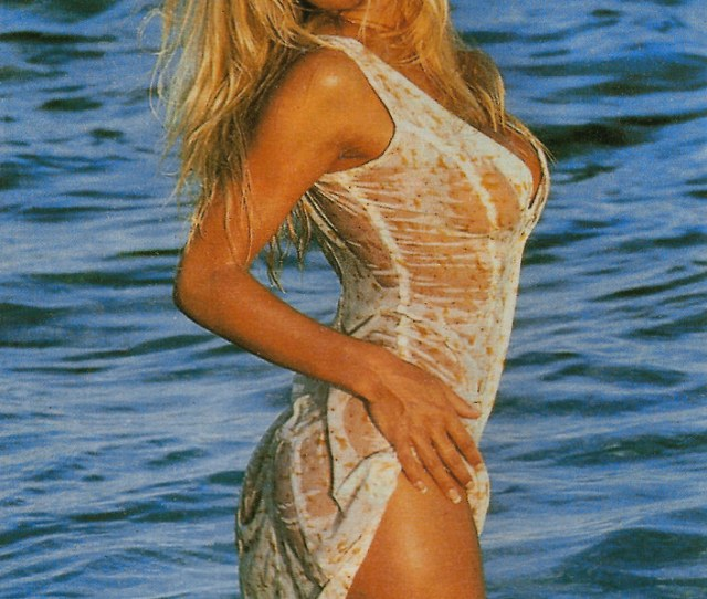 Pamela Anderson French Postcard No  Sexy Canadian A Flickr