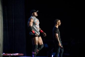 WWE Live @ Abbotsford Centre - September 30th 2018