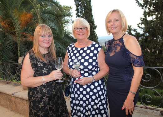 The Elite Conference for Independents, 28 Sept - 1 October 2018, Granada. Lynne Kirby, Enable Holidays, July Ray, Knowle Travel, Joanne Farrell, Holidaze