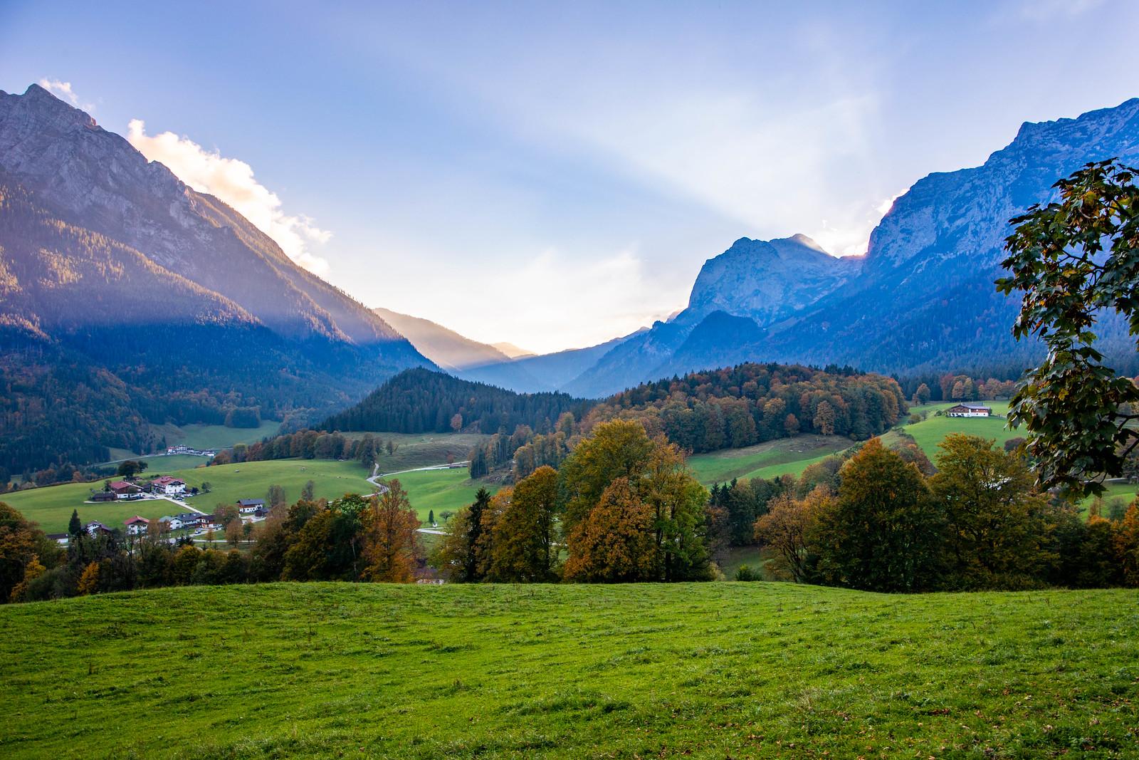 10.08. Ramsau bei Berchtesgaden