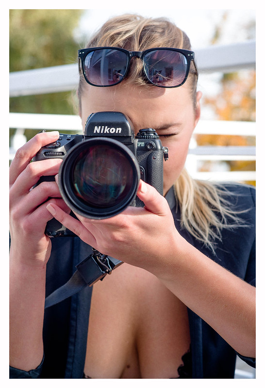Nikon F5 Photographer