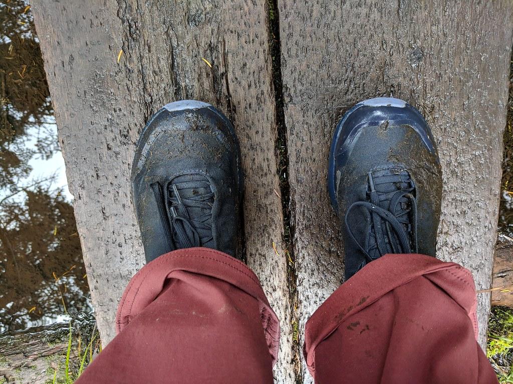 Arc'Teryx hiking boots