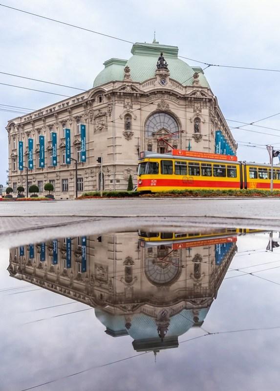 In the Mirror: Geozavod