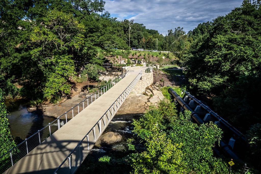 Cancer Survivor's Park and Falls Park-004
