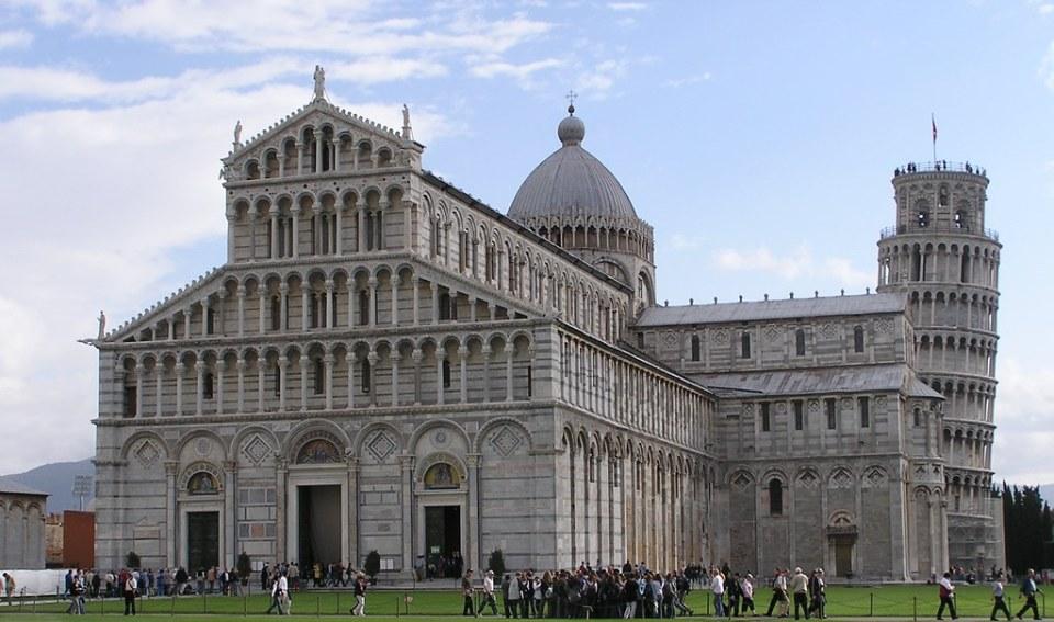 Pisa Catedral de Pisa o de Santa María Asunta La Toscana Italia 02