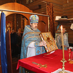 2018 11 04 Feastday. Kazan icon of Theotokos