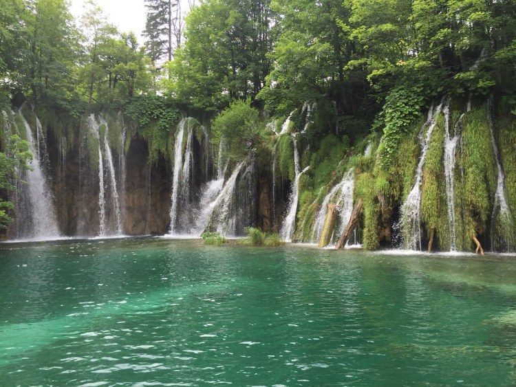 WHS: Plitvice Lakes National Park, Croatia