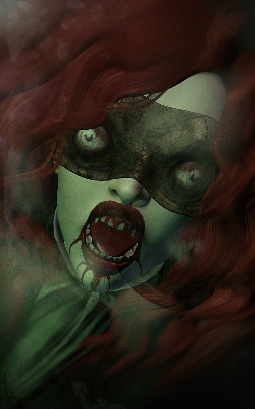 Le Cri - Pryce Macabre Halloween Challenge