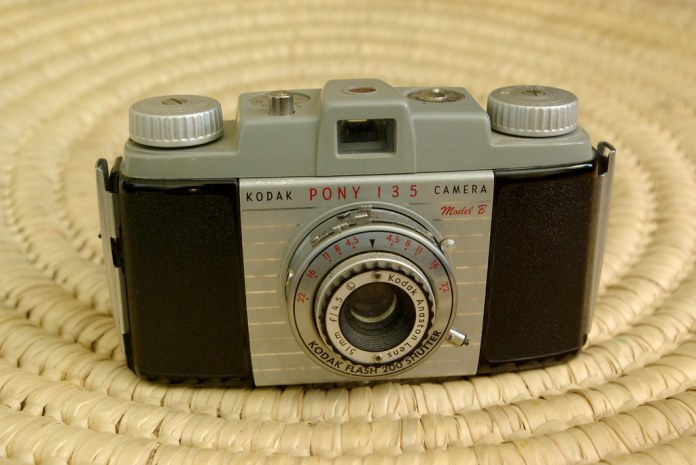 Kodak Pony 135 Model B