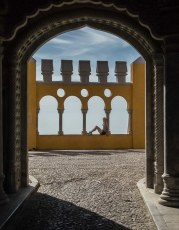 Courtyard of Arches