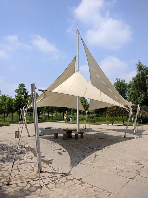 Membrane structure, Shangqiu